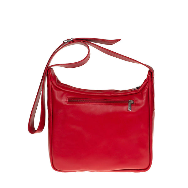 Tuscans 'Celsa' Women's Leather Shoulder Bag Ladies Shoulder Bag Tuscans