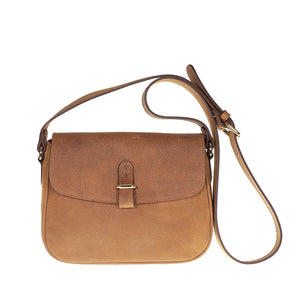 Tuscans 'Cetona' Women's Leather Shoulder Bag