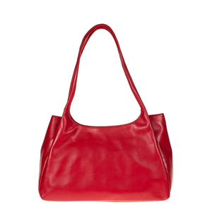Tuscans 'Staglia' Women's Leather Shoulder Bag