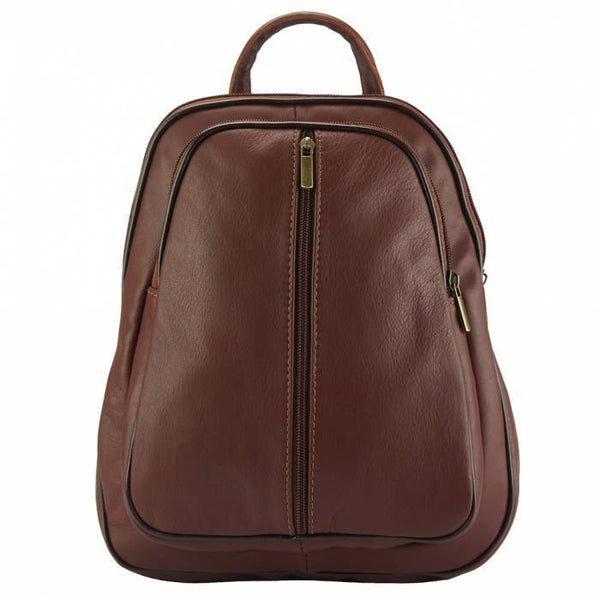 Made in Tuscany 'Ghita' Leather Backpack