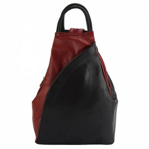 Made in Tuscany 'Antonella' Leather Backpack