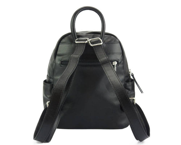 Made In Tuscany 'Santina' Leather Backpack Backpack Made in Tuscany