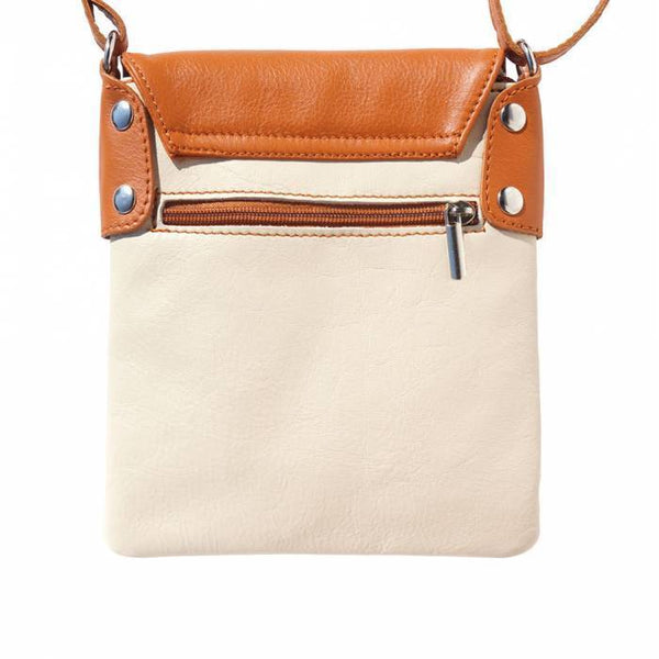 Made In Tuscany 'Vala' Leather Cross Body Bag Crossbody Bag Made in Tuscany