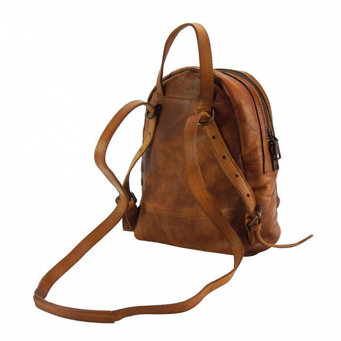 Made In Tuscany 'Teresa' Leather Backpack Backpack Made in Tuscany