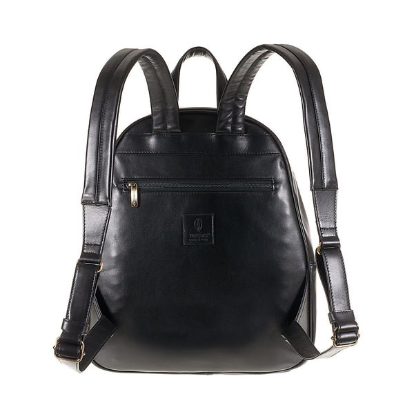Tuscans 'Rupia' Men's Leather Backpack Backpack Tuscans