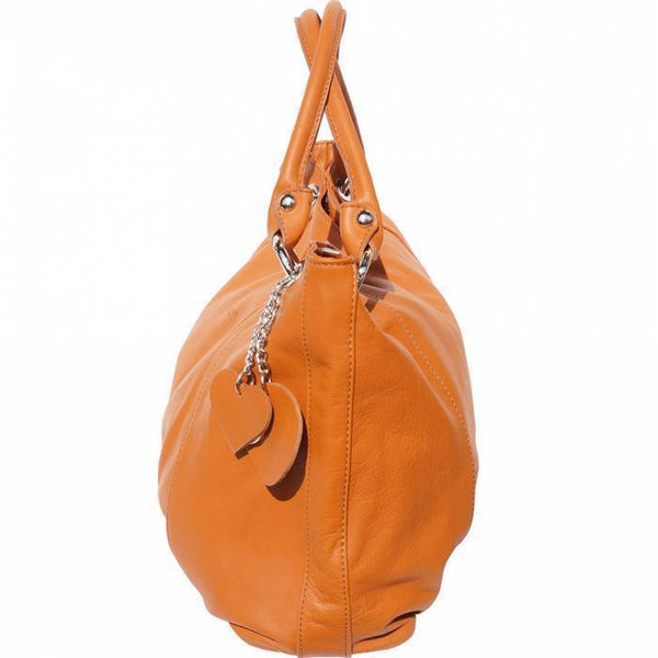Made In Tuscany 'Alessandra' Hobo Leather Bag - Special Offer Handbag Made in Tuscany
