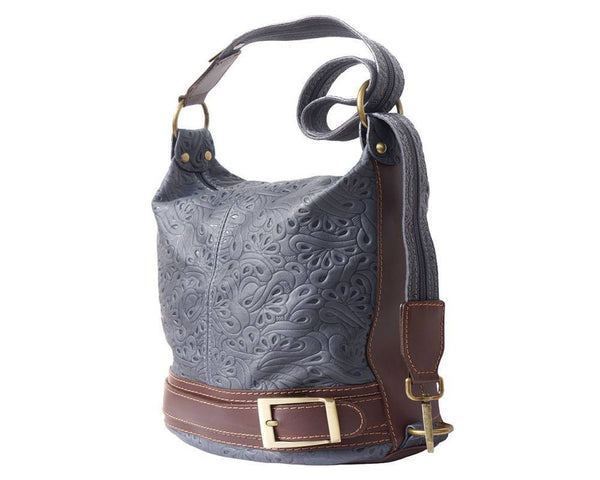 Made In Tuscany 'Caterina S' Leather Backpack Backpack Made in Tuscany