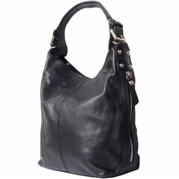 Made In Tuscany 'Betta' Leather Shoulder Bag Ladies Shoulder Bag Made in Tuscany