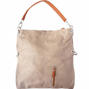 Made in Tuscany 'Hobo' leather bag