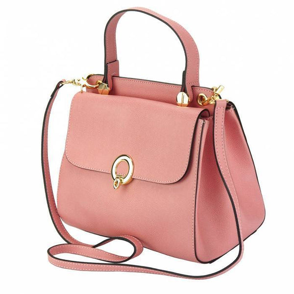 Made in Tuscany 'Rosita' Leather Handbag
