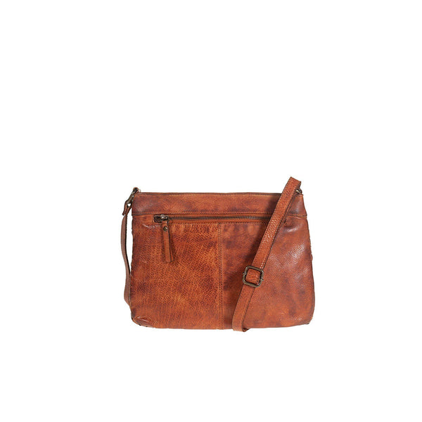 Tuscans Shoulder Bag In Genuine Handwoven Leather Ladies Shoulder Bag Tuscans