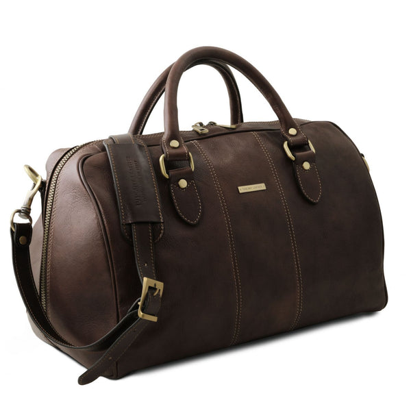 Tuscany Leather 'Lisbona' Leather Travel Set
