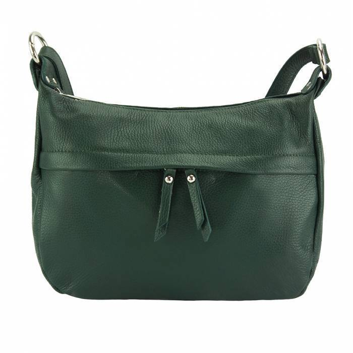 Made in Tuscany 'Delizia' Leather Shoulder Bag