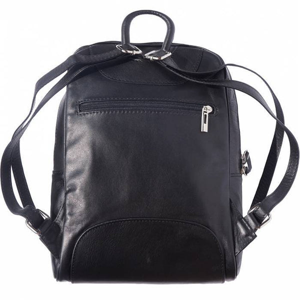 Made In Tuscany 'Cinzia' Leather Backpack Backpack Made in Tuscany