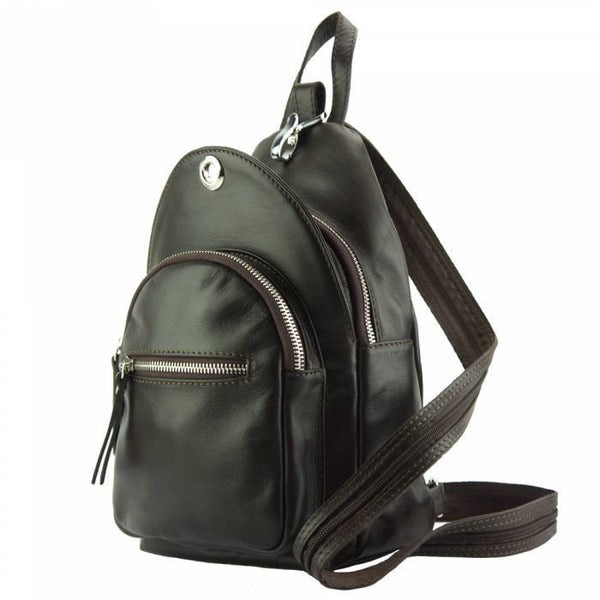 Made In Tuscany 'Olivia' Leather Backpack Backpack Made in Tuscany