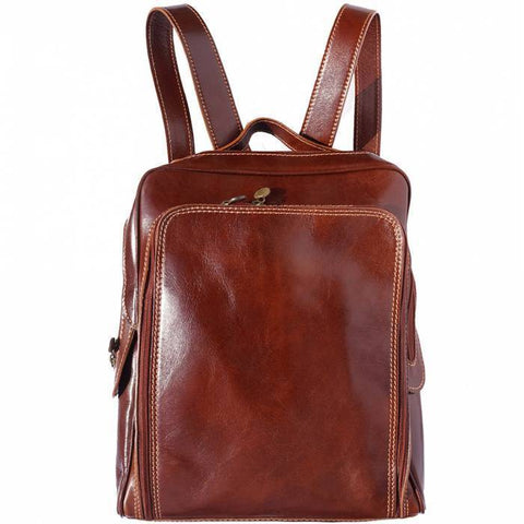 Made in Tuscany 'Gabriele' Leather Backpack