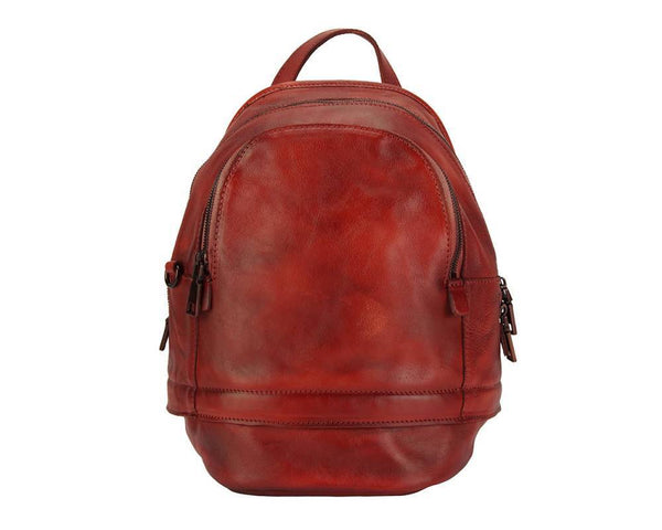 Made in Tuscany 'Marinella' Leather Backpack