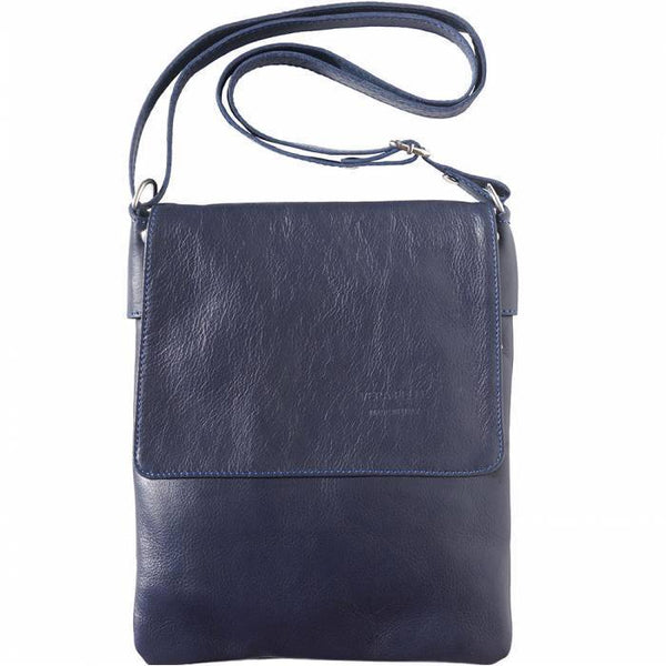 Made in Tuscany 'Vala' GM Leather Cross-body Bag