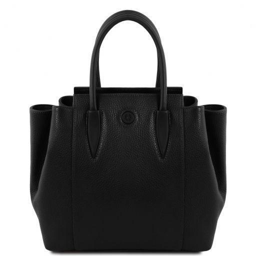 Tuscany Leather 'Tulipan' Leather Handbag
