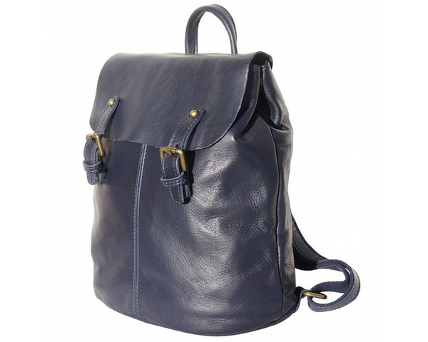 Made In Tuscany 'Vara' Leather Backpack - Special Offer Backpack Made in Tuscany