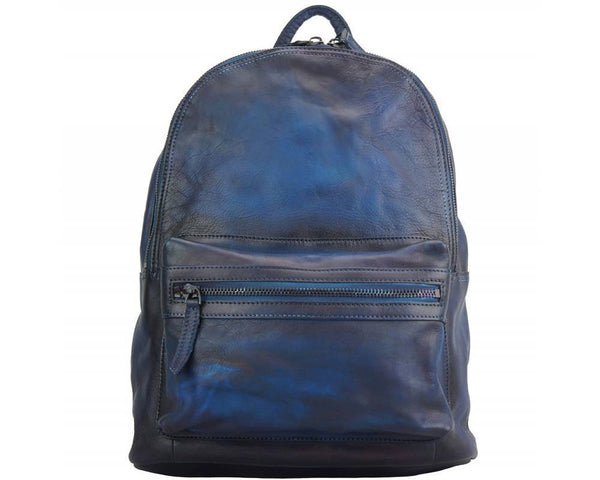 Made in Tuscany 'Josh' Leather Backpack