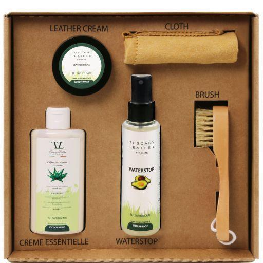 Tuscany Leather Complete Eco Friendly Leather Care Kit - Made in Tuscany