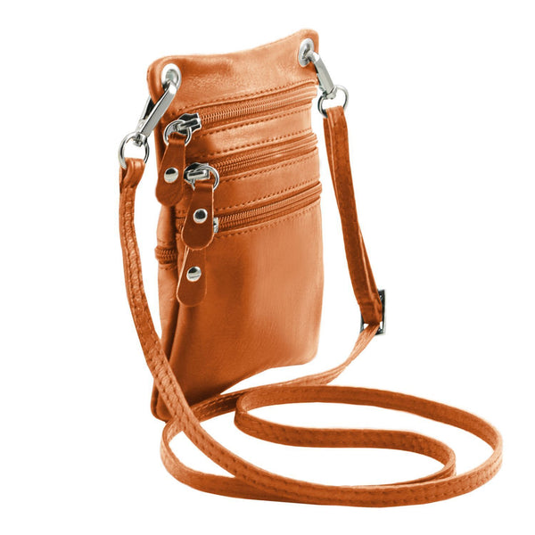 Tuscany Leather 'TL Bag' Mini Shoulder Bag (TL141368) Ladies Shoulder Bag Tuscany Leather