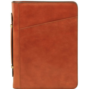 Tuscany Leather 1st Class 'Costanzo' Exclusive Leather Portfolio Document Case