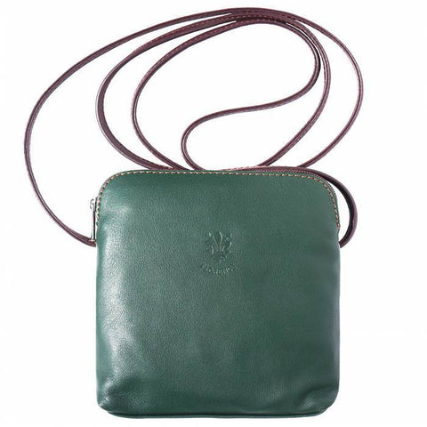 Made in Tuscany 'Mia'  Mini Leather Cross-body Shoulder Bag