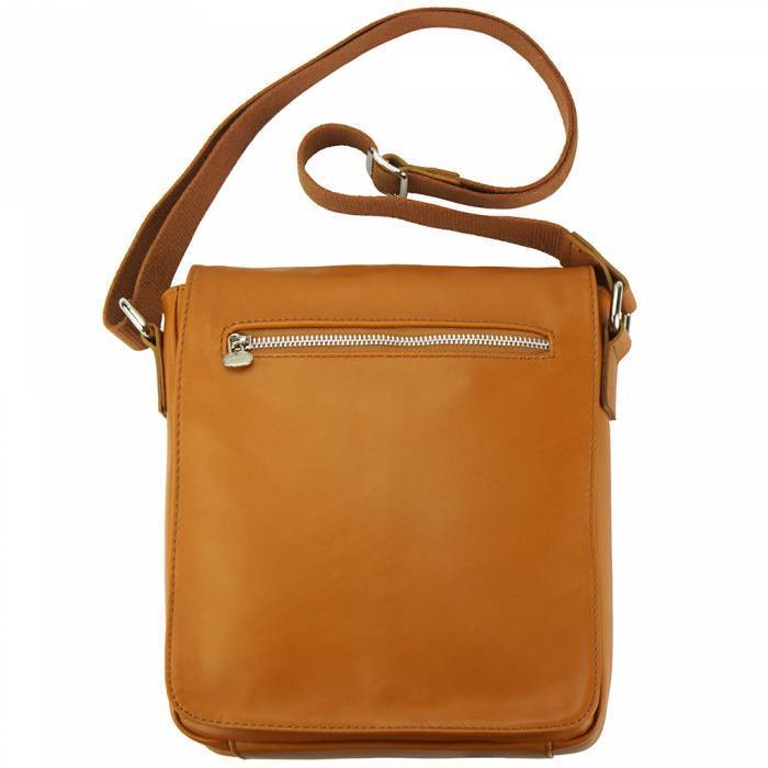 Made in Tuscany 'Camillo' GM Leather Messenger Bag