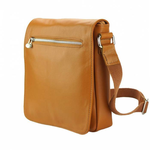 Made In Tuscany 'Camillo' Gm Leather Messenger Bag Messenger Bag Made in Tuscany