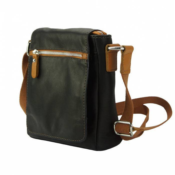 Made In Tuscany 'Camillo' Leather Messenger Bag Messenger Bag Made in Tuscany