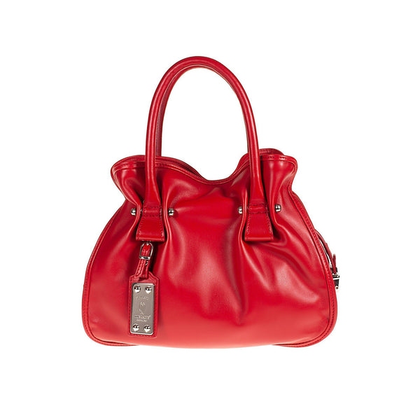 Tuscans 'Elegant Purse With Removable Shoulder Strap' Bag Handbag Tuscans Red