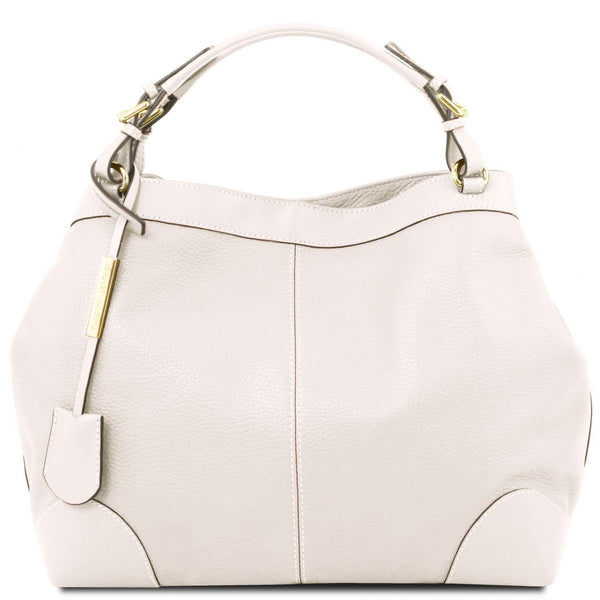Tuscany Leather 'Ambrosia' Soft Leather Handbag