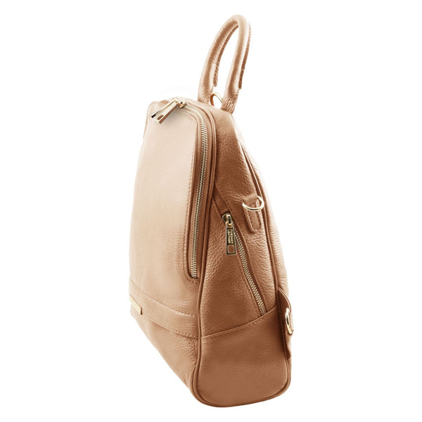 Tuscany Leather 'TL Bag' Soft Leather Backpack For Women (TL141376)