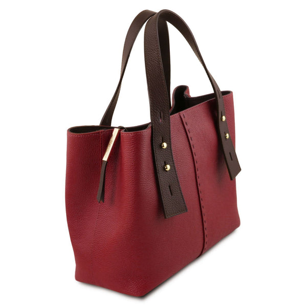Tuscany Leather 'TL Bag' Handbag (TL141730) Handbag Tuscany Leather