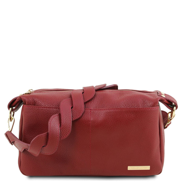 Tuscany Leather 'TL Bag' Soft Leather Handbag