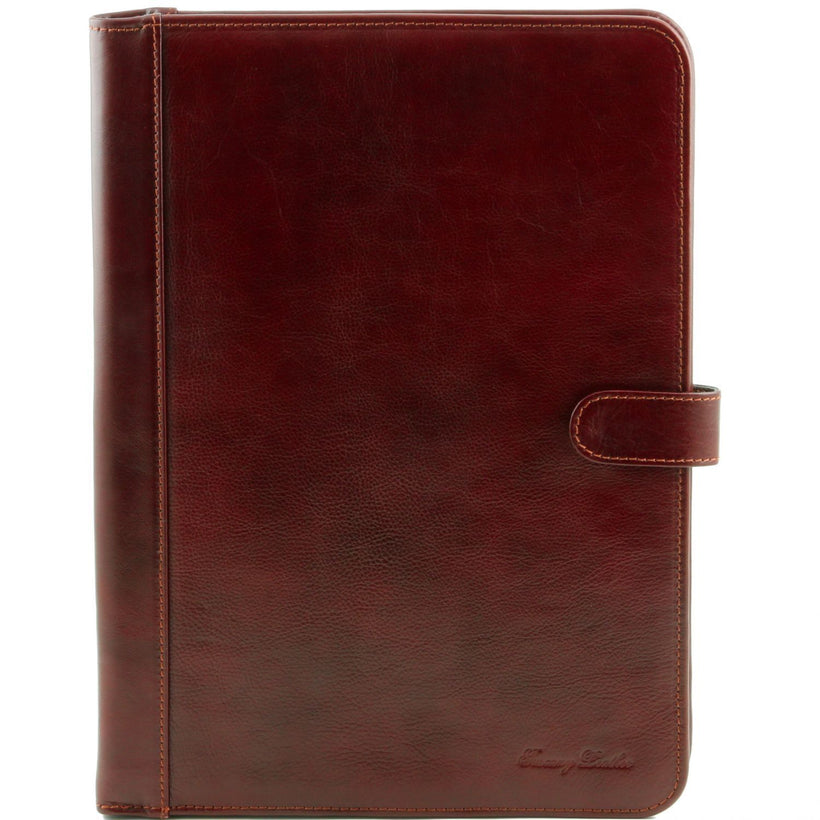 Leather Portfolio Document Cases