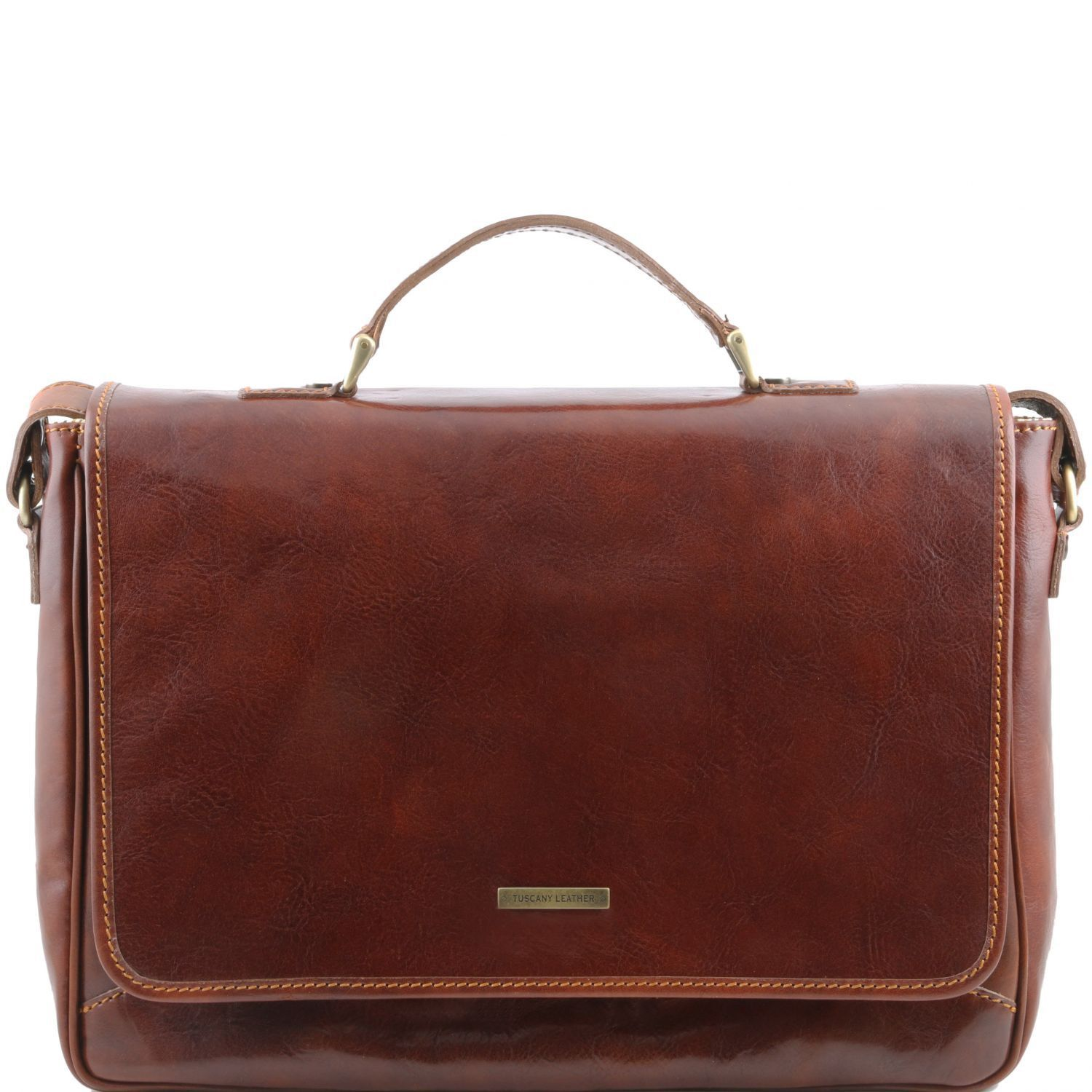 Tuscany Leather  'Padova' Exclusive leather laptop case