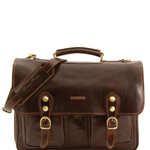 Tuscany Leather 'Modena' Leather Briefcase