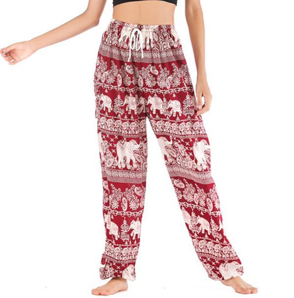 2019 New Elephant Yoga Casual Bloomers