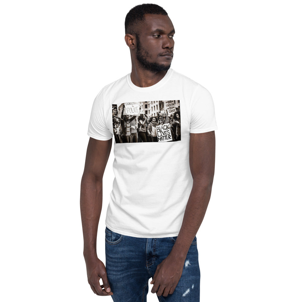 Blacks Lives Matter Gang T-shirt