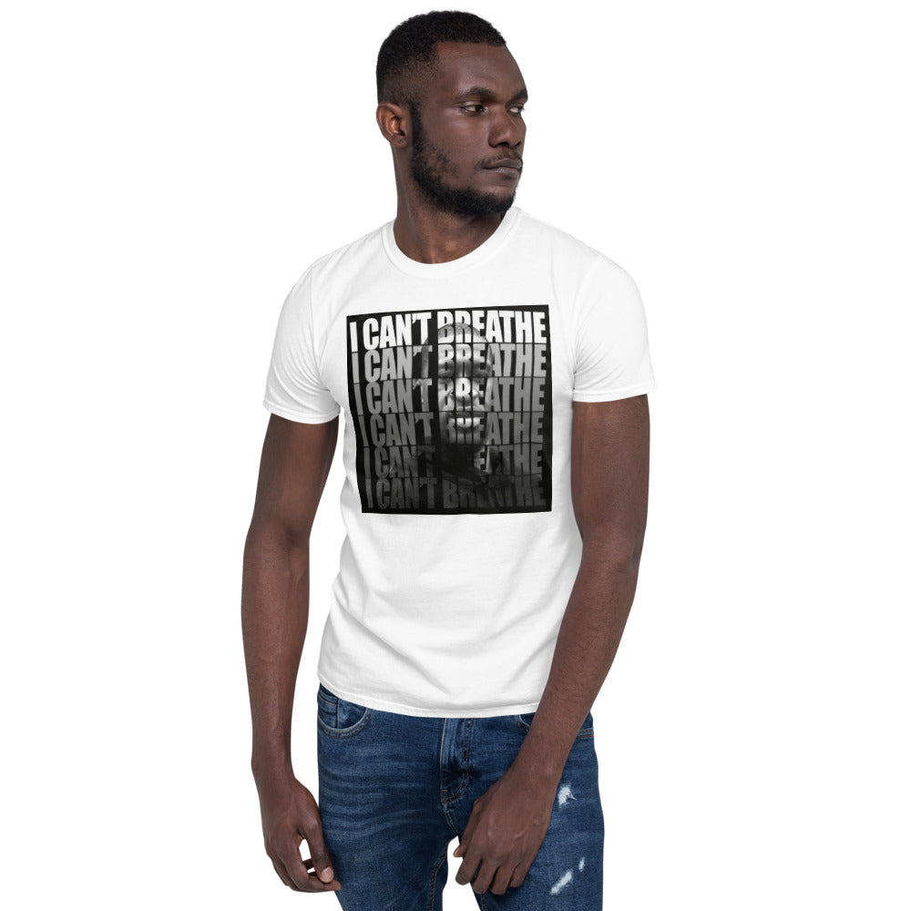 """I Can't Breathe"" - Justice For George T-Shirt"
