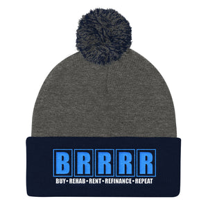 BRRR Real Estate Investor Knit Cap