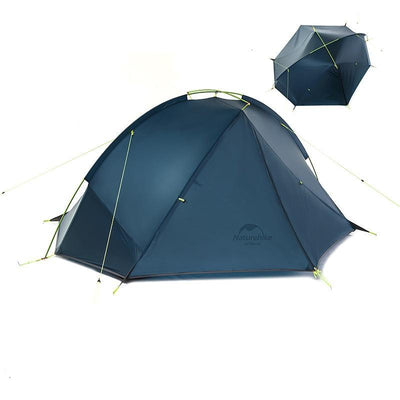 Double Layer Windproof Ultralight Tent