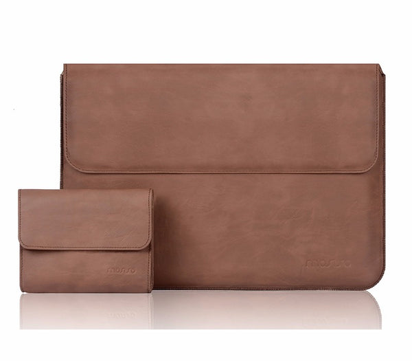 Protective Leather Sleeve for Laptop/Tablets/Notebooks