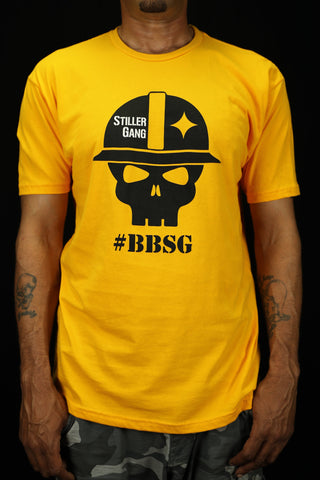 Bang Bang Stiller Gang Gold T-Shirt