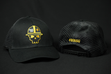 Stiller Gang Black Trucker Hat