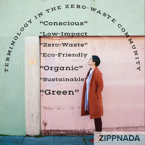 Terminology in the Zero-Waste Community