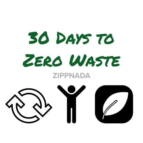 30 days to zero-waste